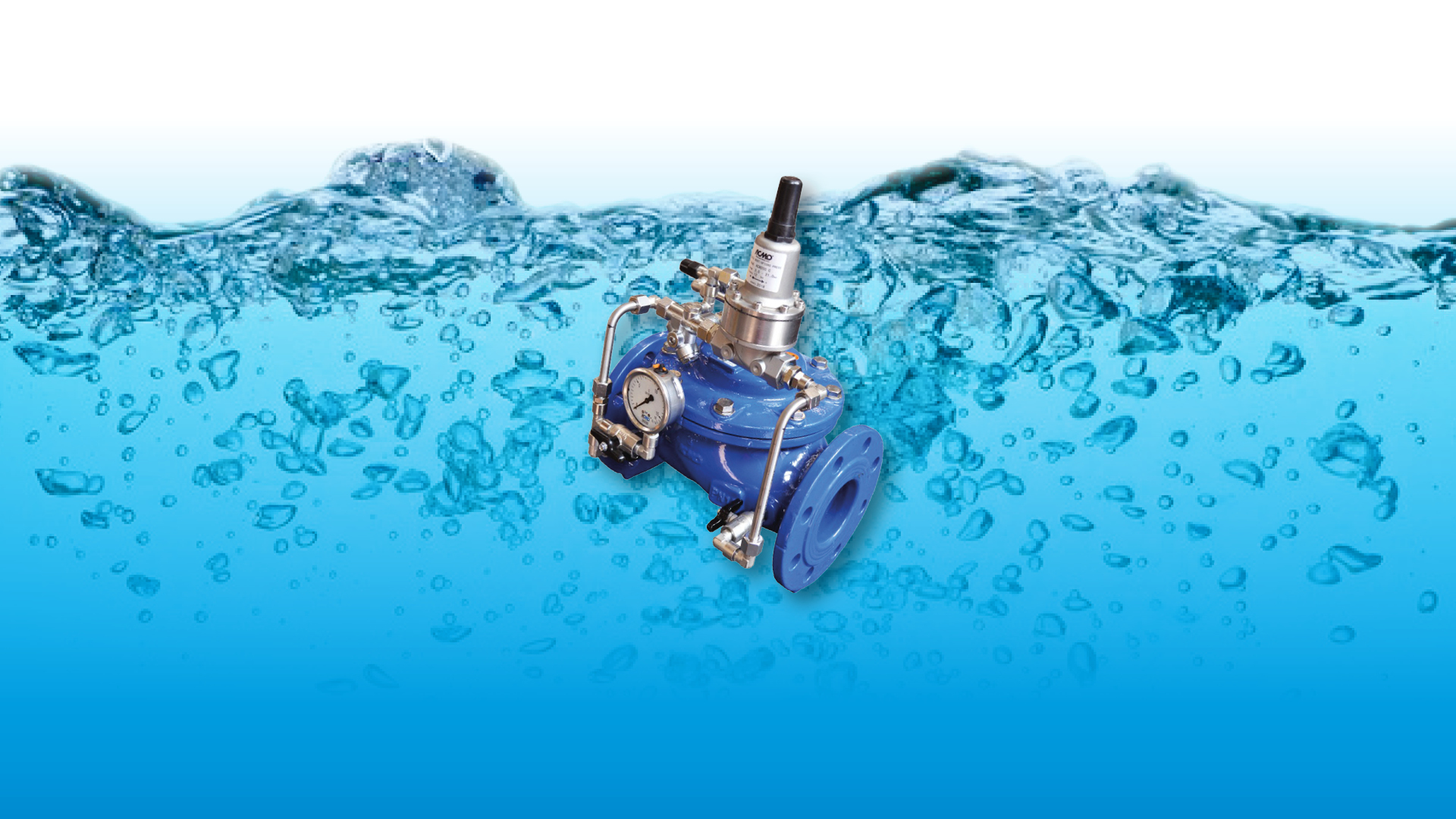Network safety control valve solutions