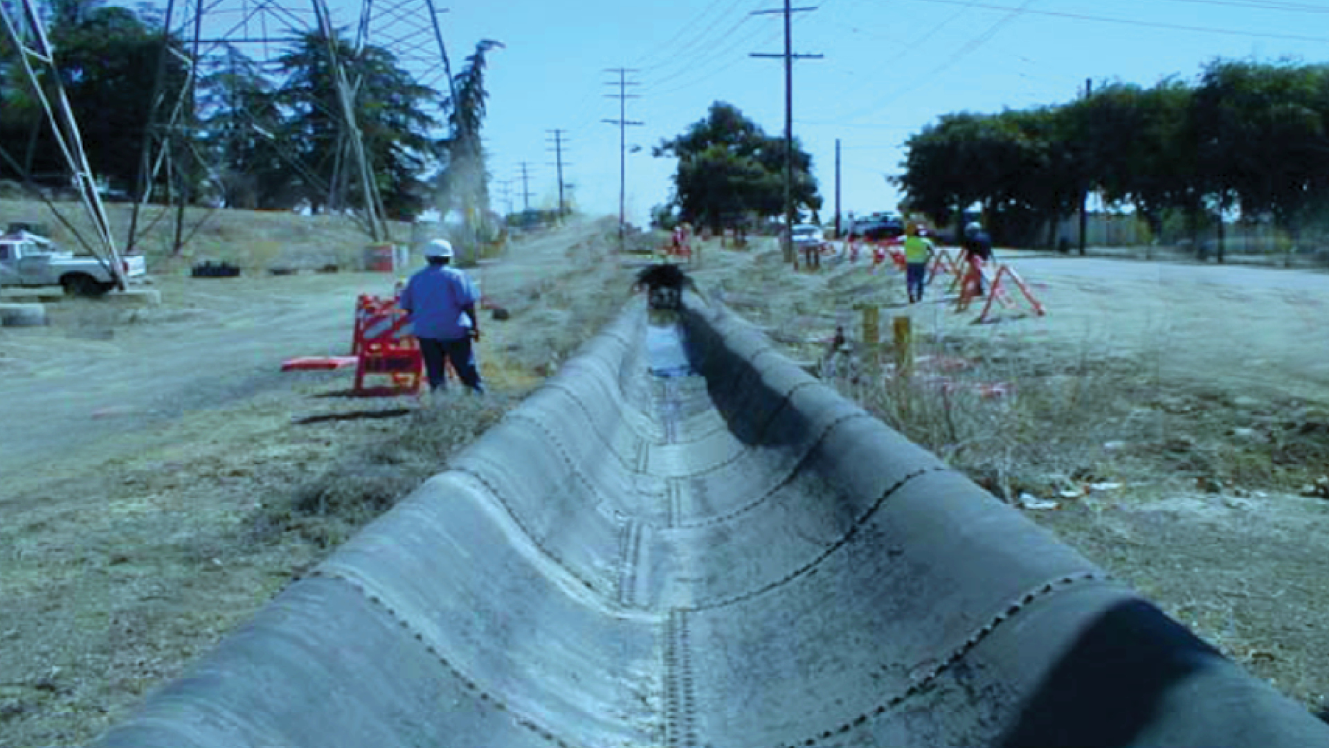 Vacuum in pipelines Network Safety Solutions