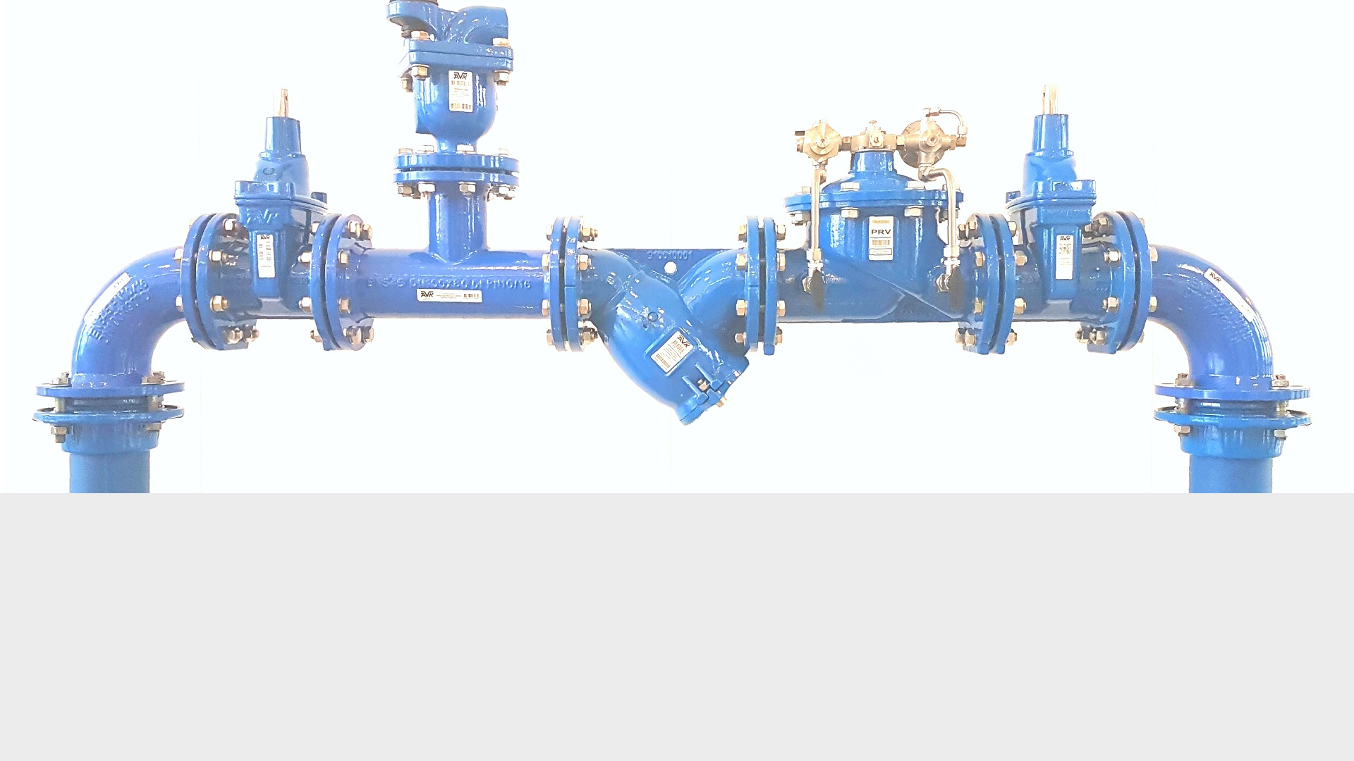 AVK UK Series 859 Control Valves