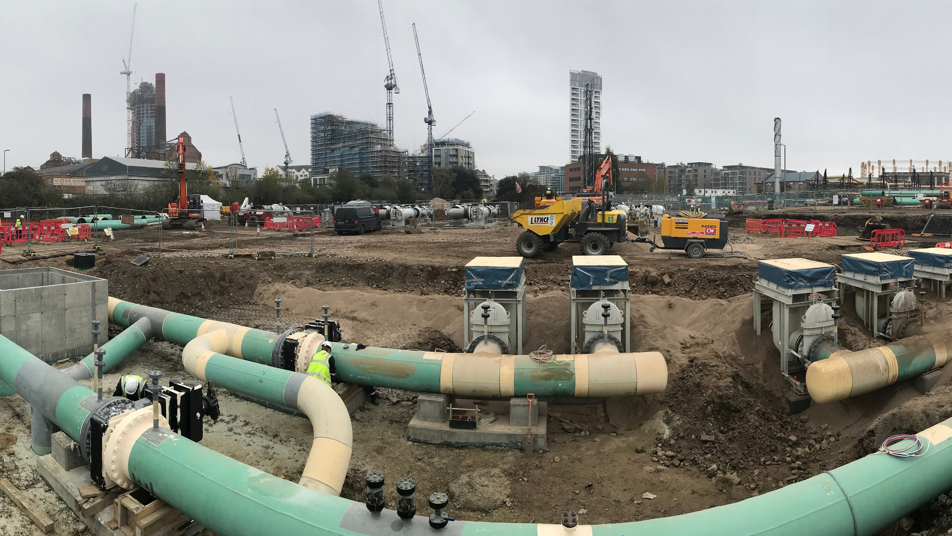 AVK Donkin Fulham Gas Regeneration Case Study