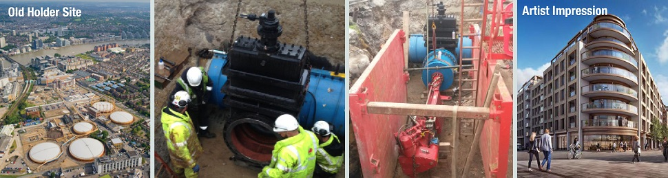 AVK Donkin Fulham Gas Regeneration Case Study Gas Valves