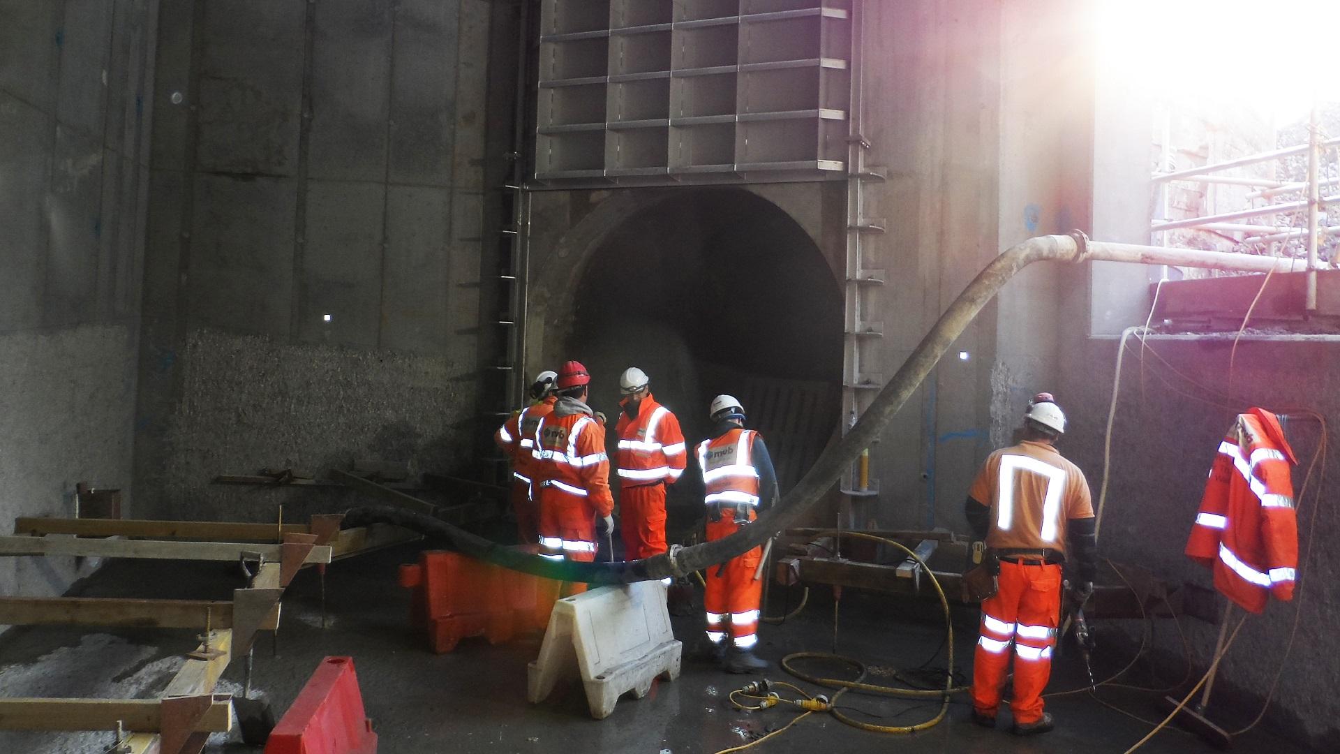 AVK Invicta Valves Lee Tunnel