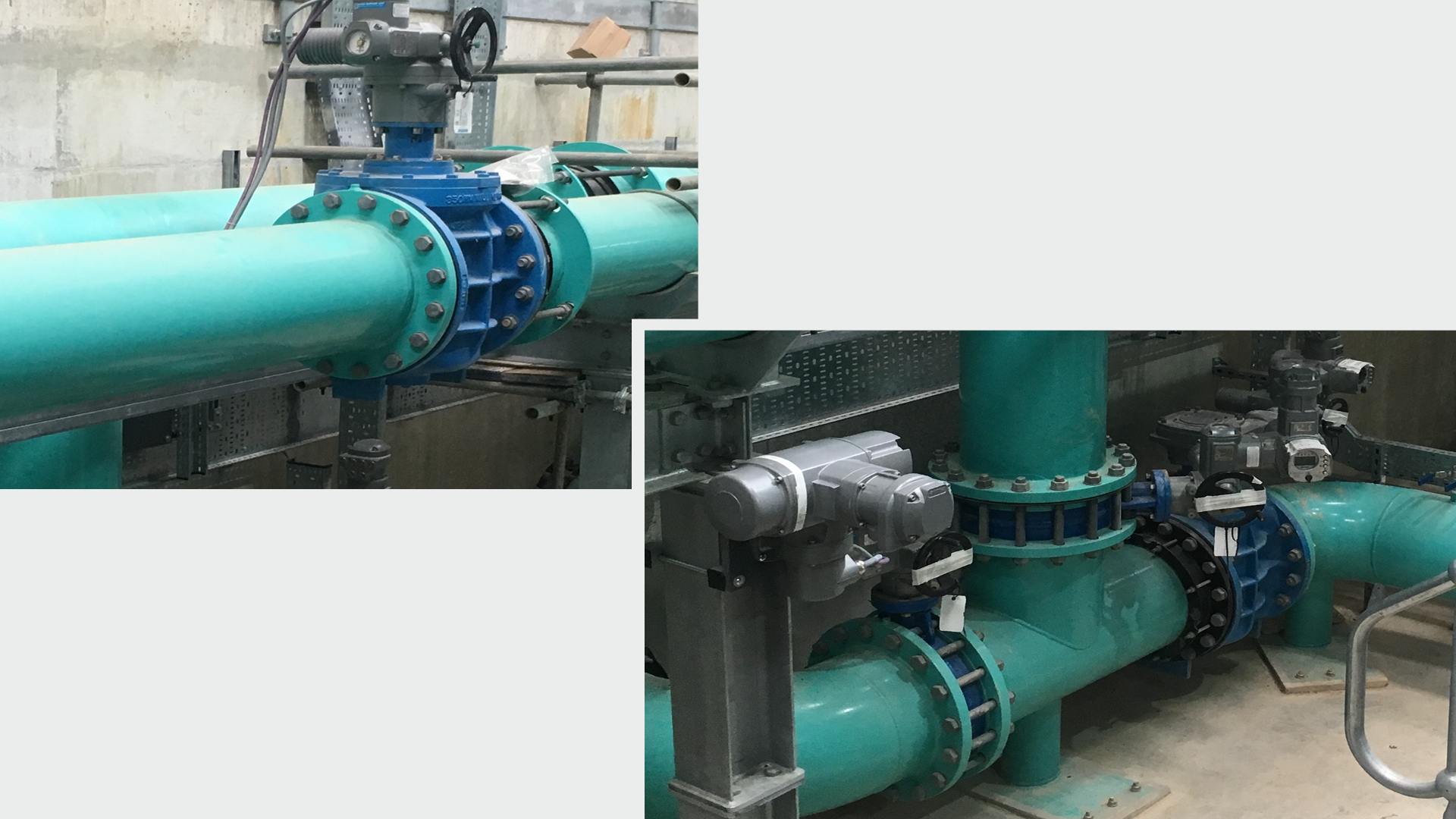 AVK Projects Mayflower Water valve partner