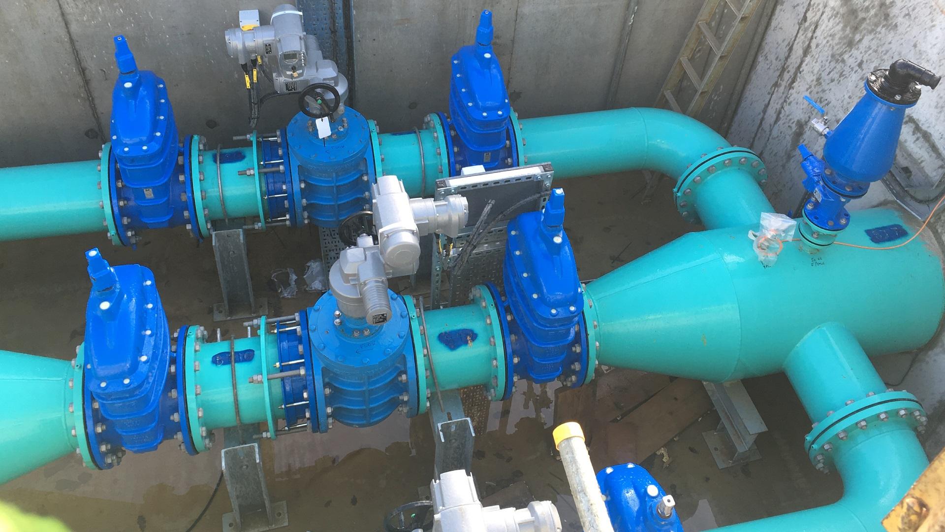 Mayflower  Water Treatment AVK Projects Team