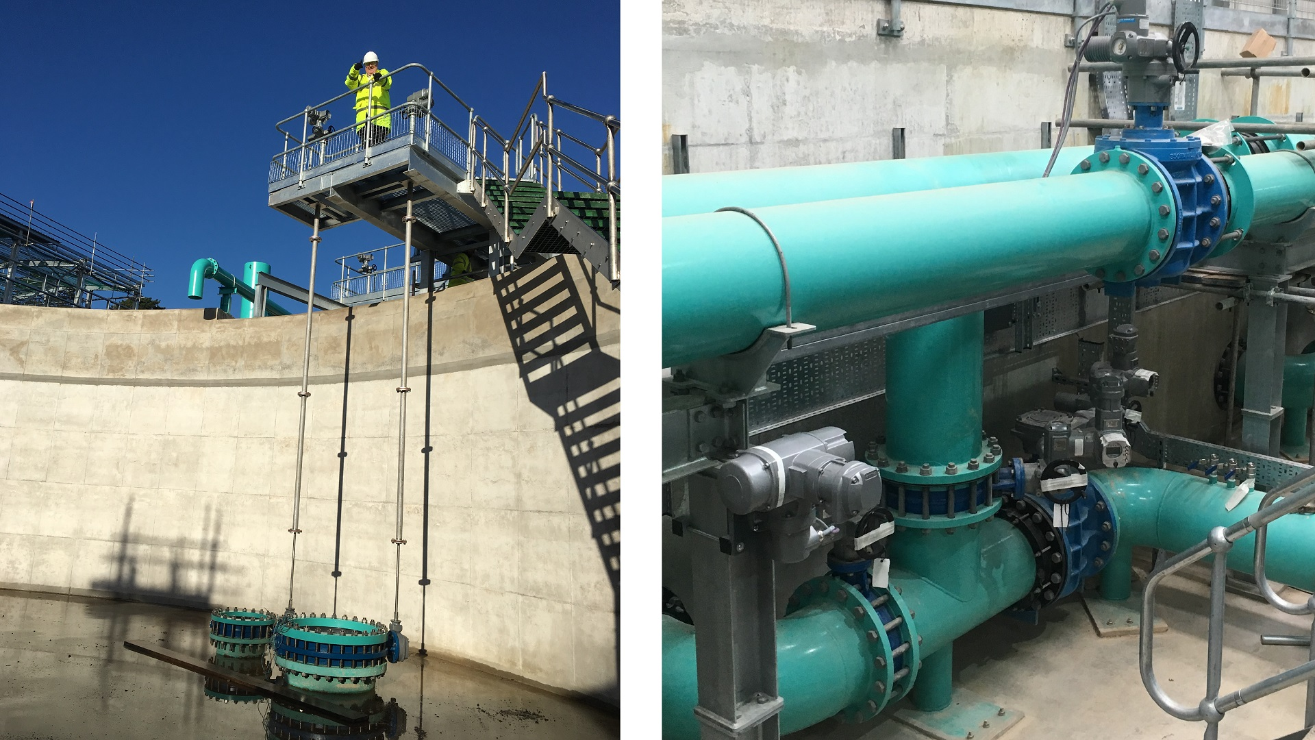 Mayflower  Water Treatment AVK Projects Case Study