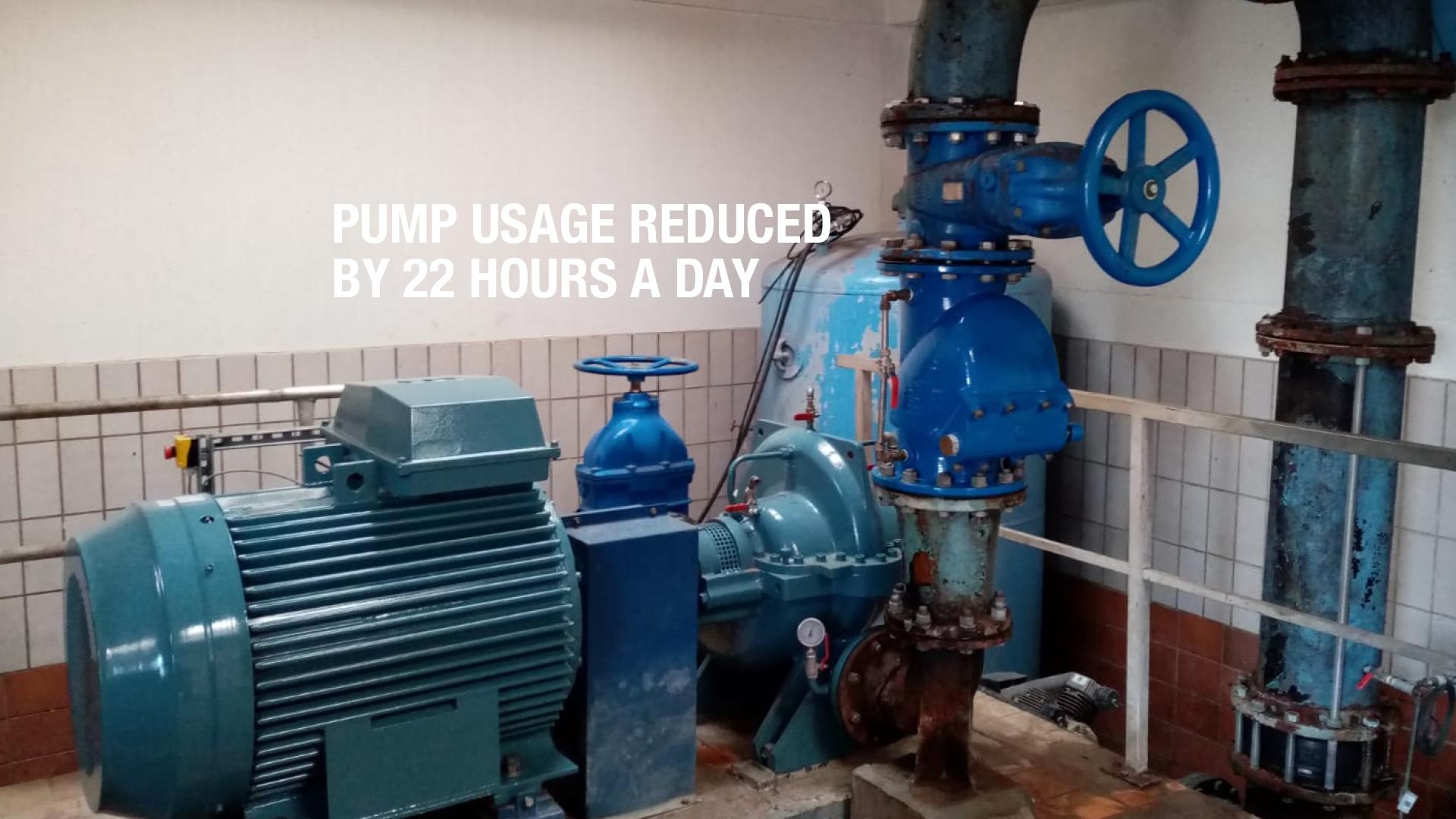 AVK Smart Water Case Study Ireland Pump Installation