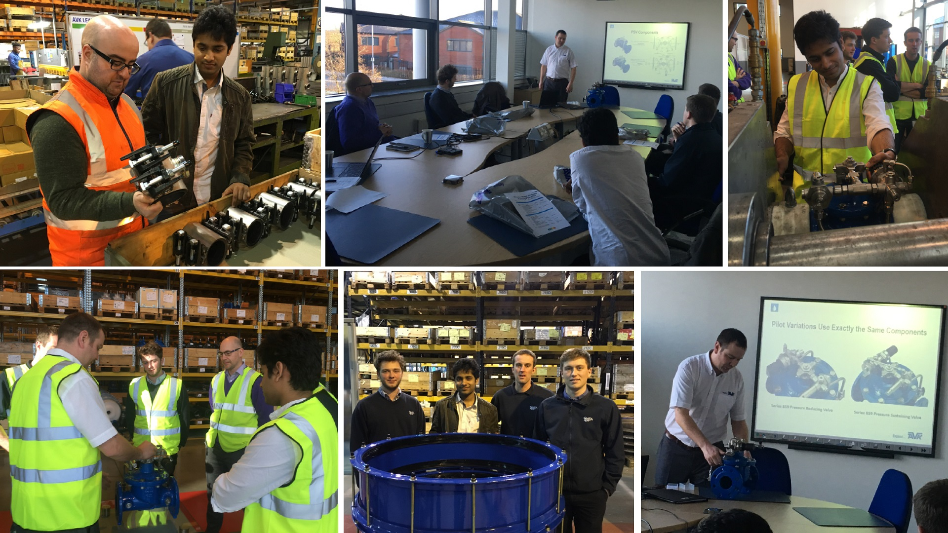 Wessex Water Factory Visits