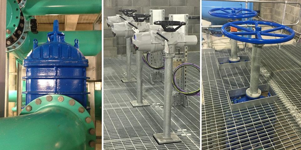 AVK valve supply to Weseex Water