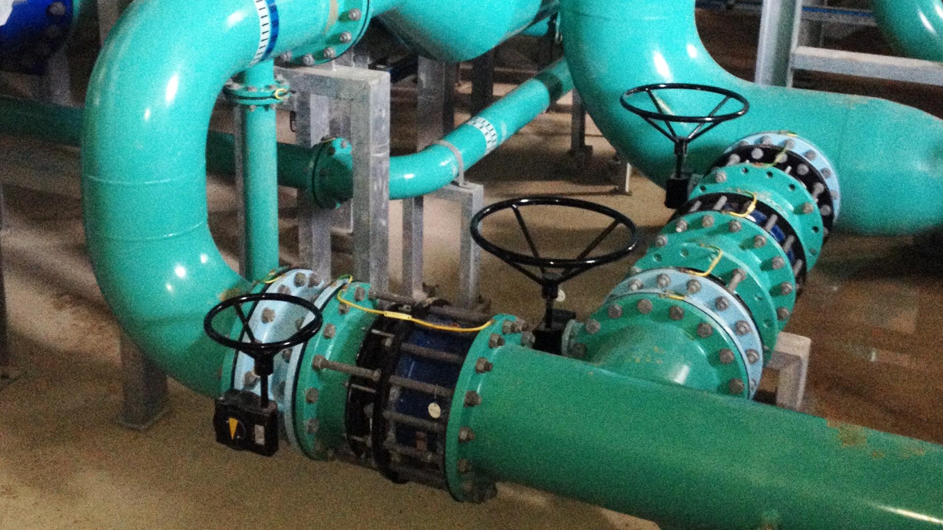 AVK Wessex Water Grid Supply