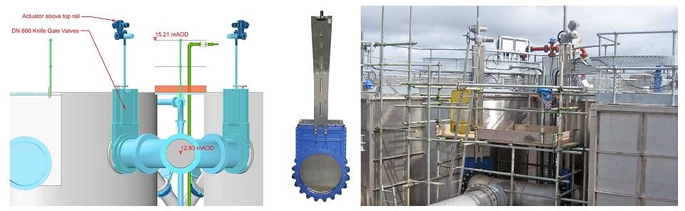 Woolston Wastewater Treatment Works