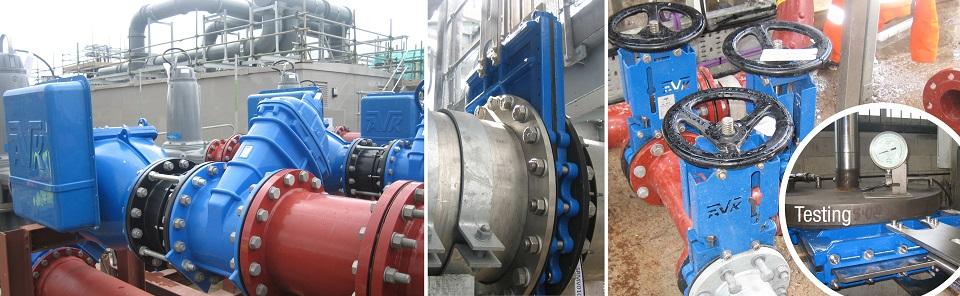 AVK Woolston Wastewater Treatment Works
