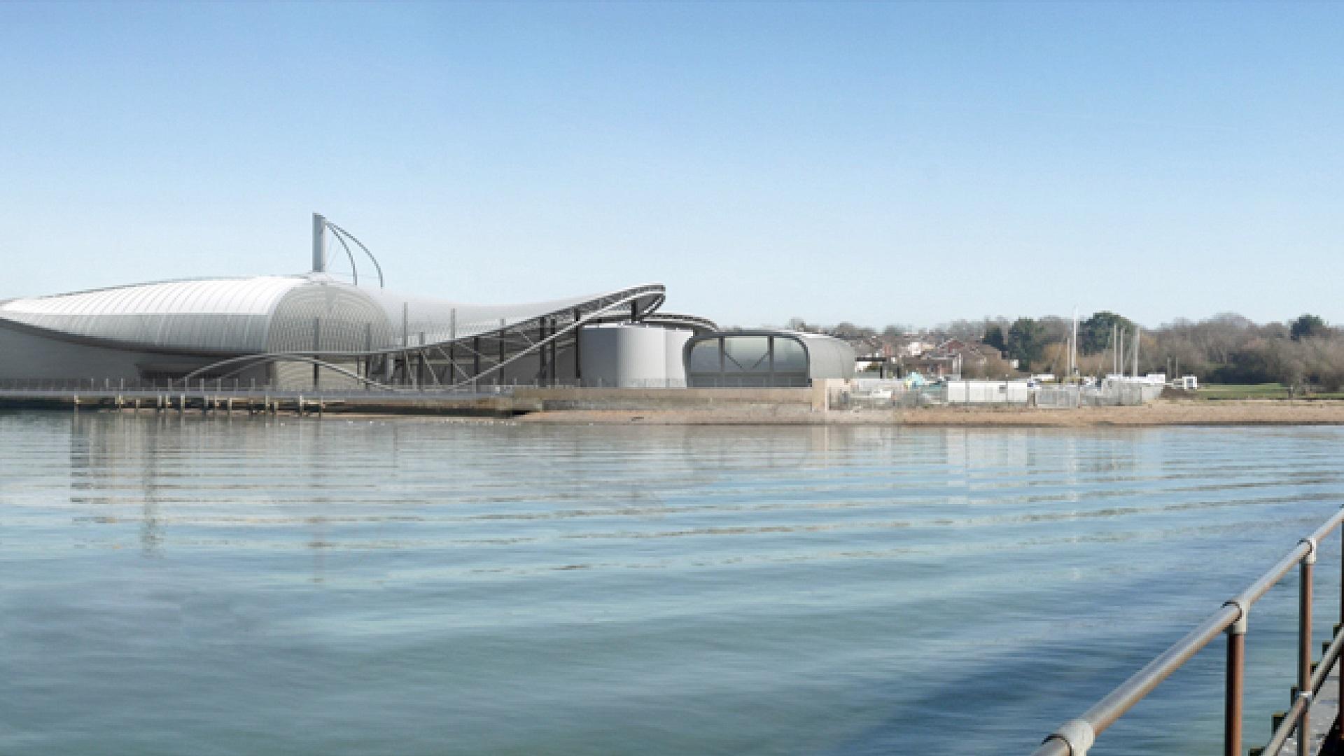 Woolston Wastewater Treatment Works AVK Valves