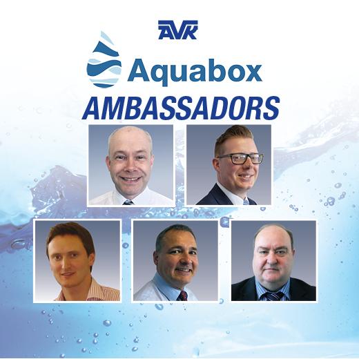 Aquabox Ambassadors