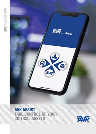 AVK Assist GPS location tracker for gas and water valves