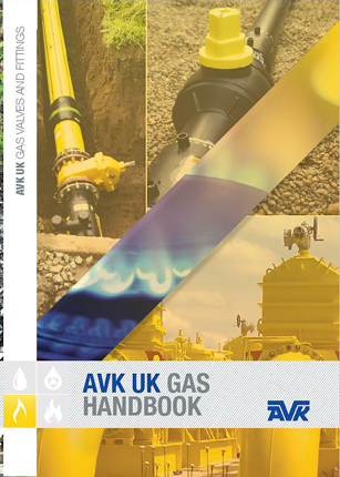 AVK Donkin Gas Valve and Fittings Handbook