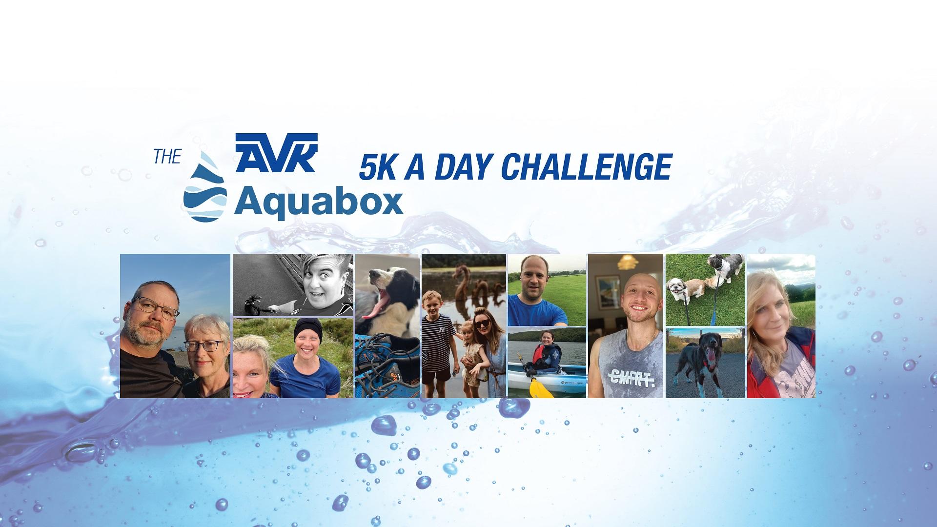 AVK Aquabox 5k fundraiser results