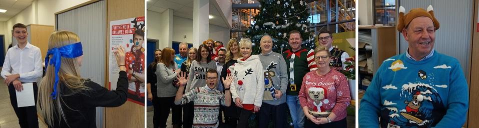 Christmas Jumper Day AVK UK