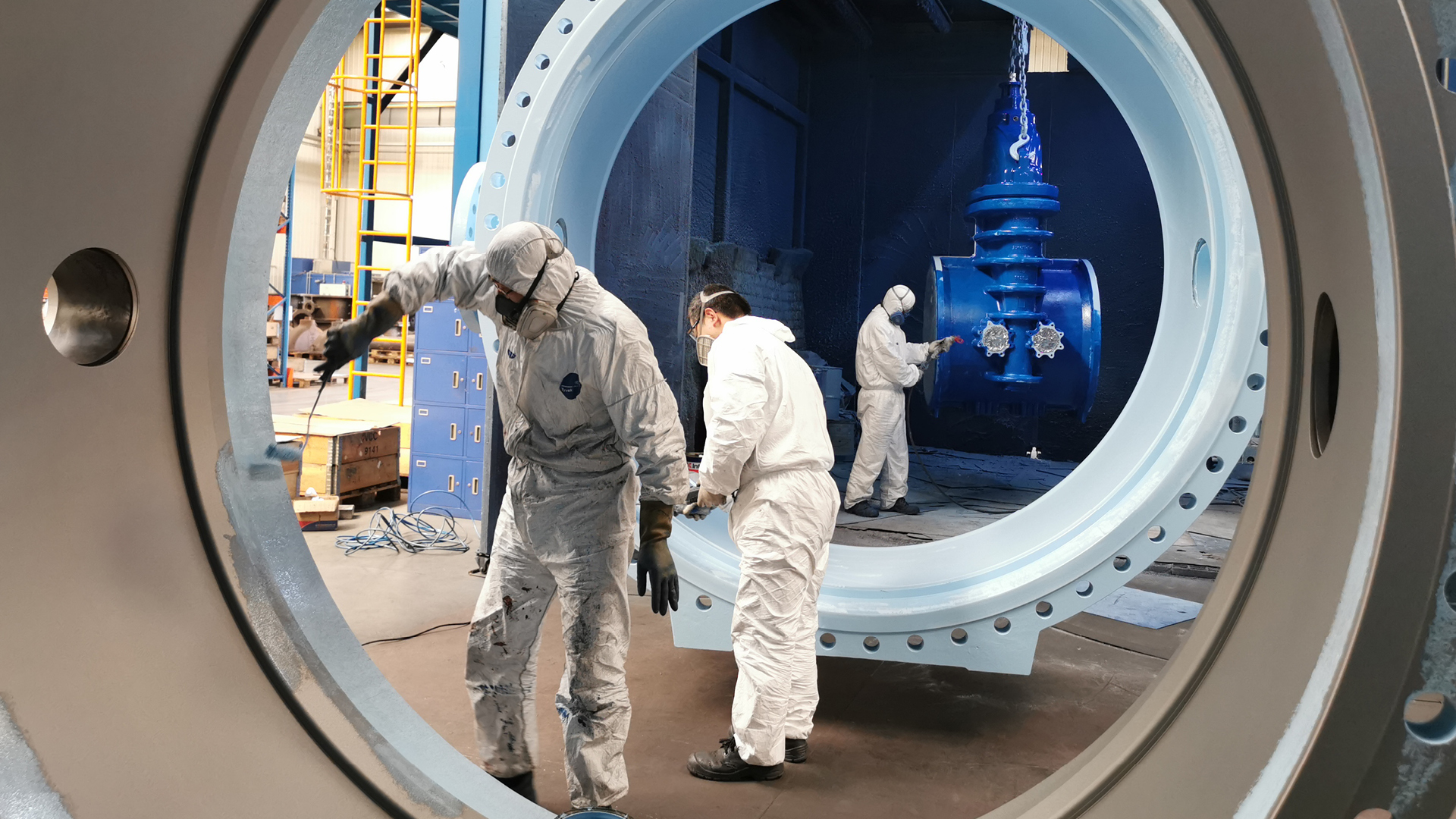 AVK China Factory up and running