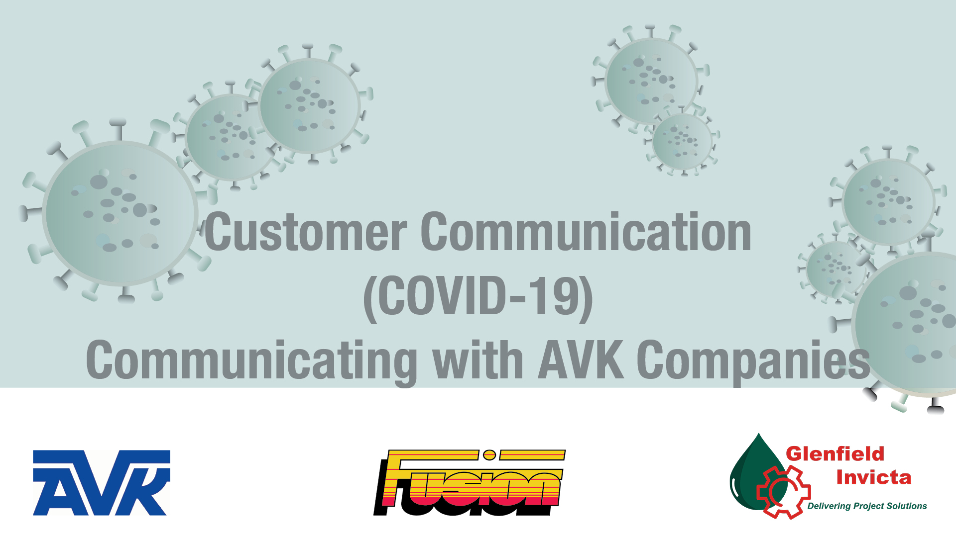 AVK  UK communicating with AVK