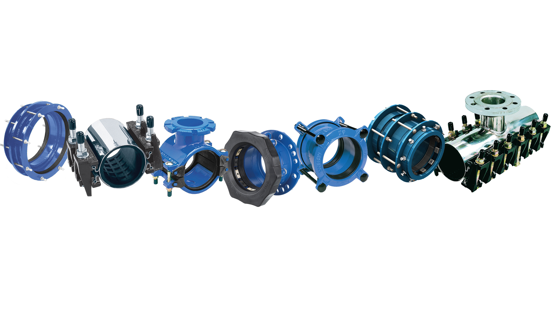 AVK Fittings and Pipe Repair Clamps from AVK Syddal