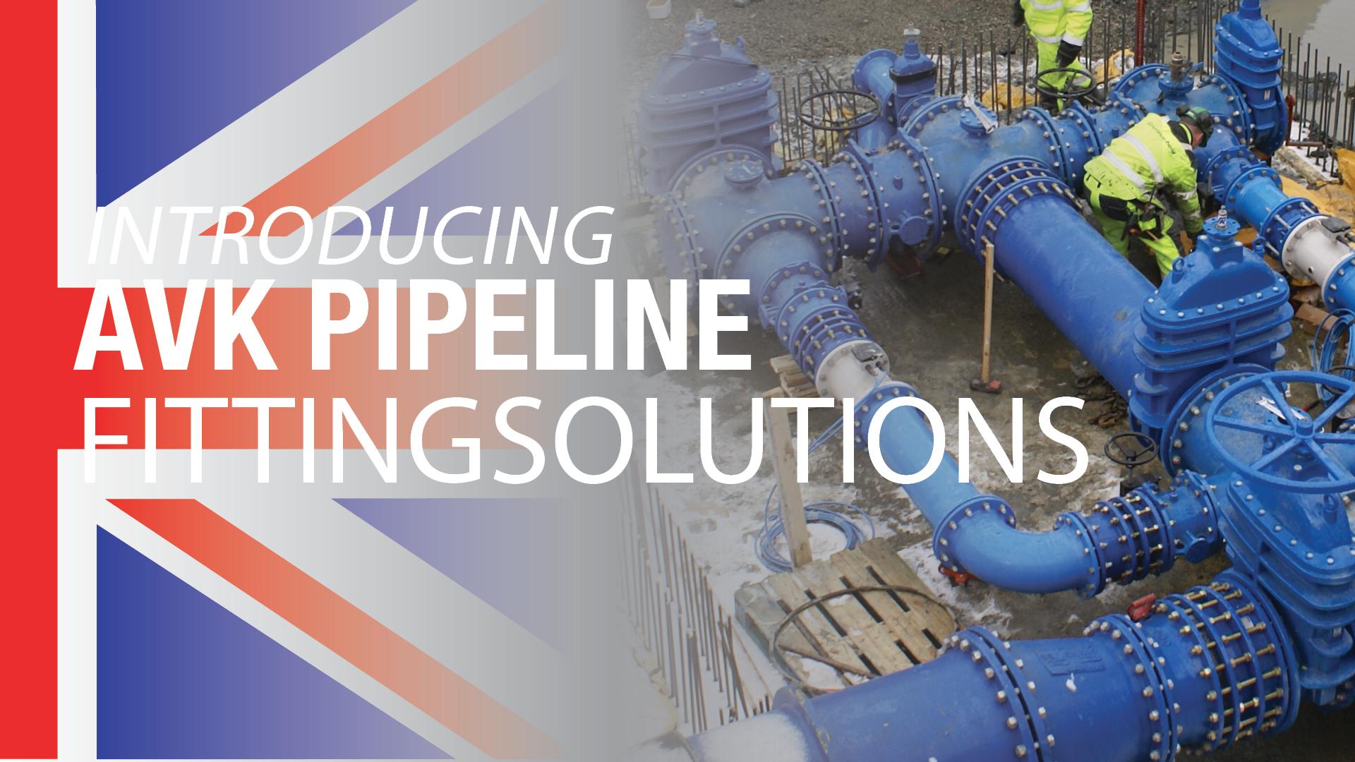 AVK UK  Fittings Solutions Made in Britain