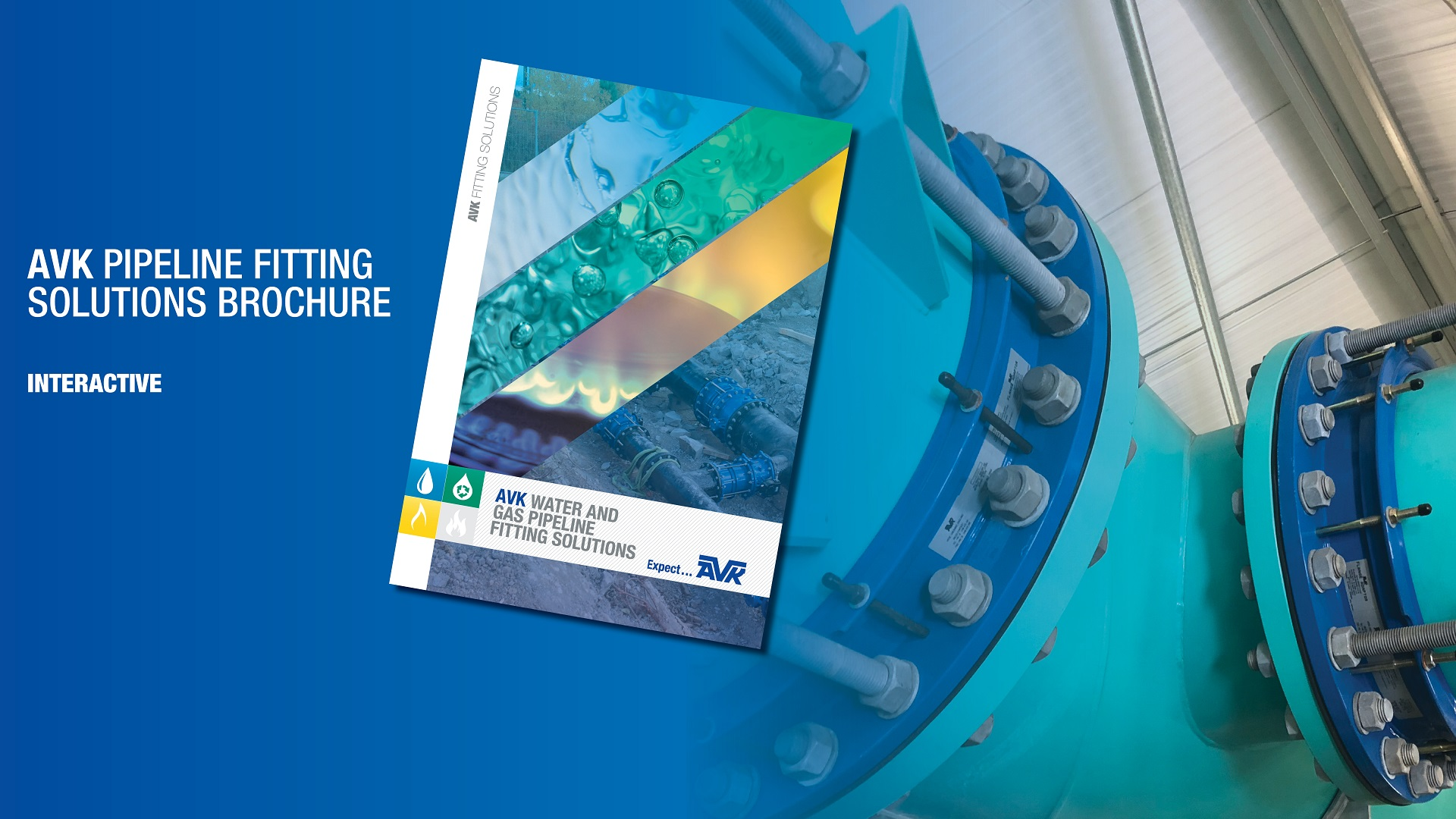 AVK  Pipeline Fitting Solutions Interactive Brochure