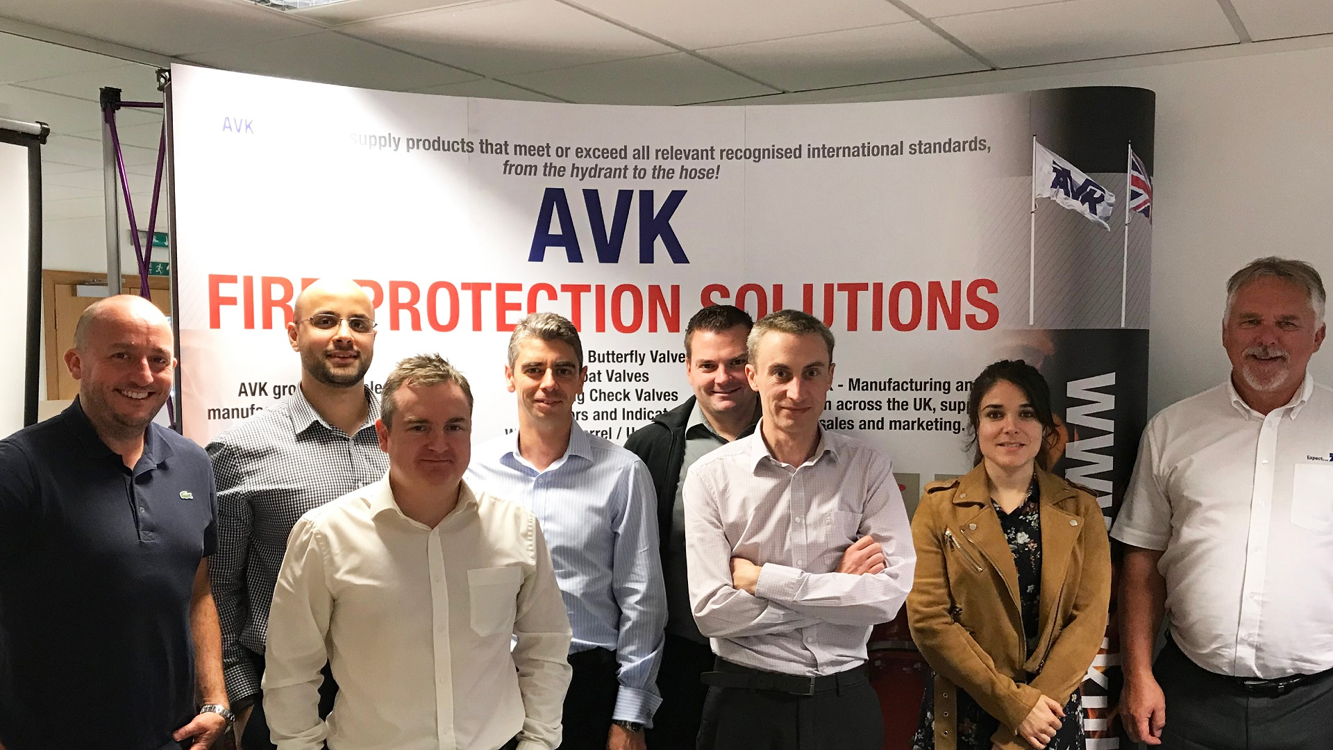 AVK Fire Protection Product Training