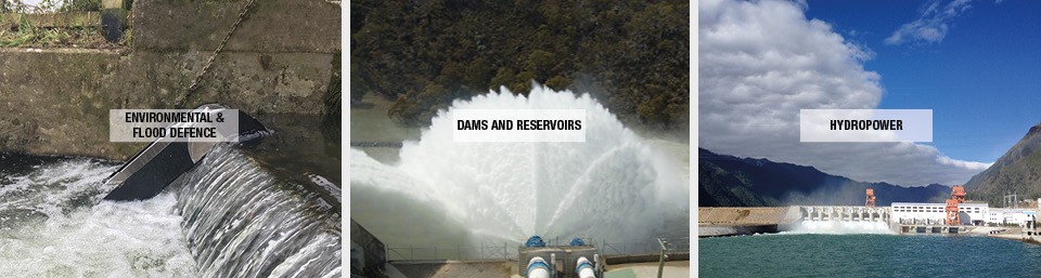 Glenfield Invicta environmental flodd defence dams reservoirs and hydropower