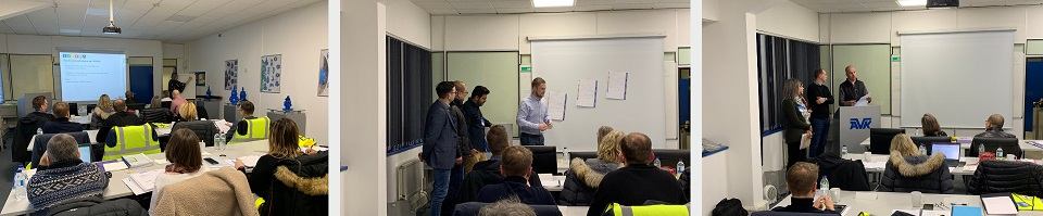 AVK LEAN training and quality