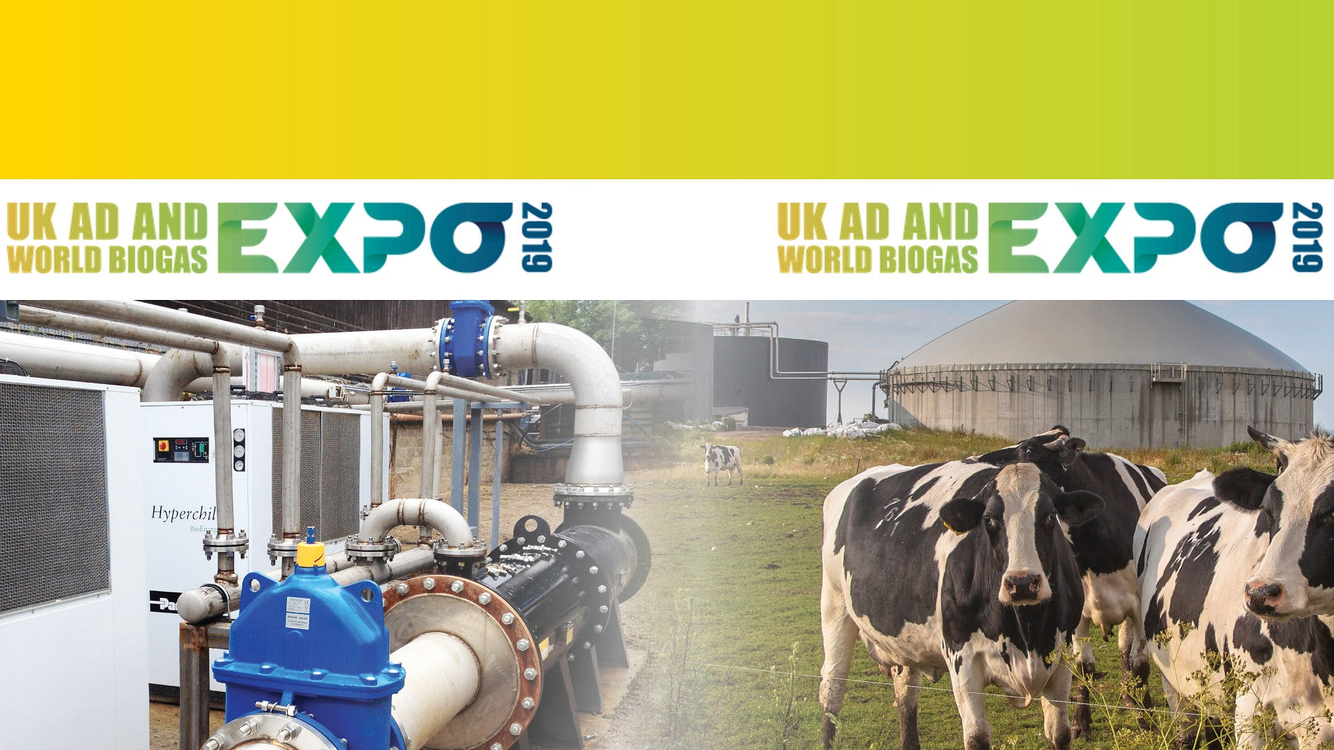AD and Biogas AVK exhibiting