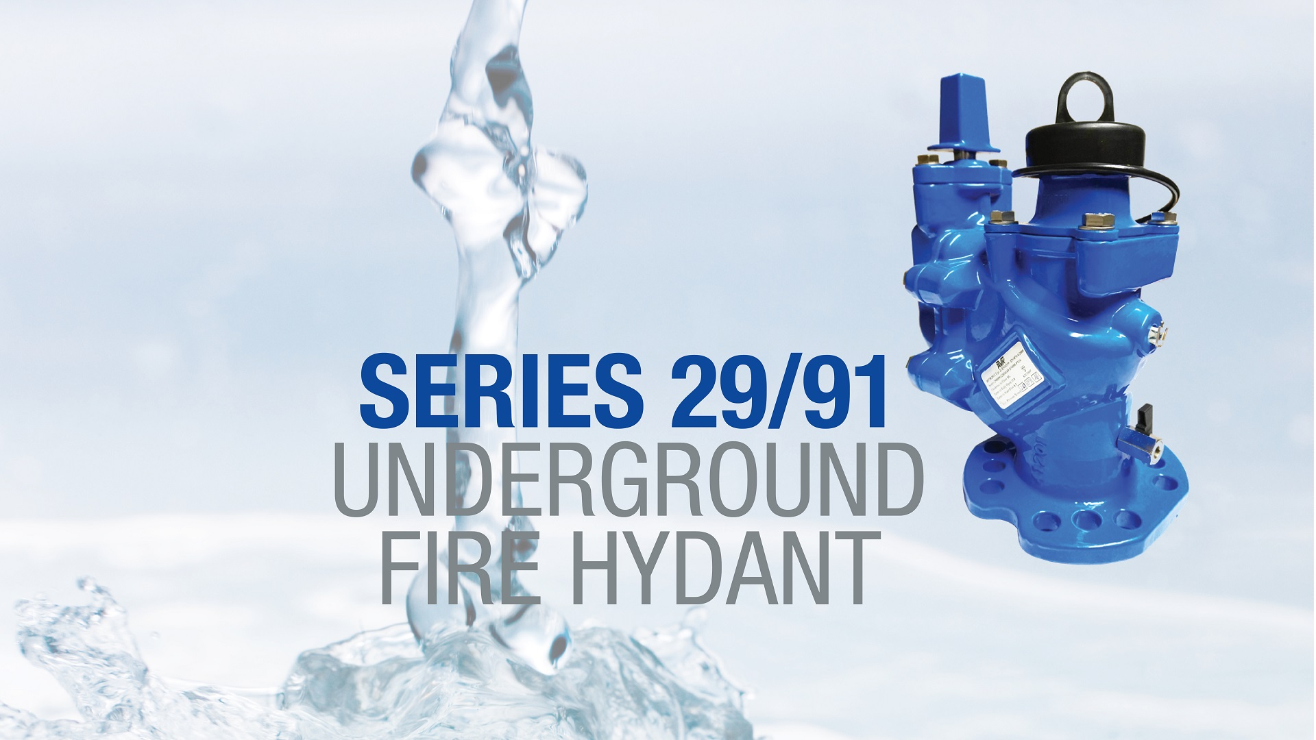 Series 29 91 Hydrant