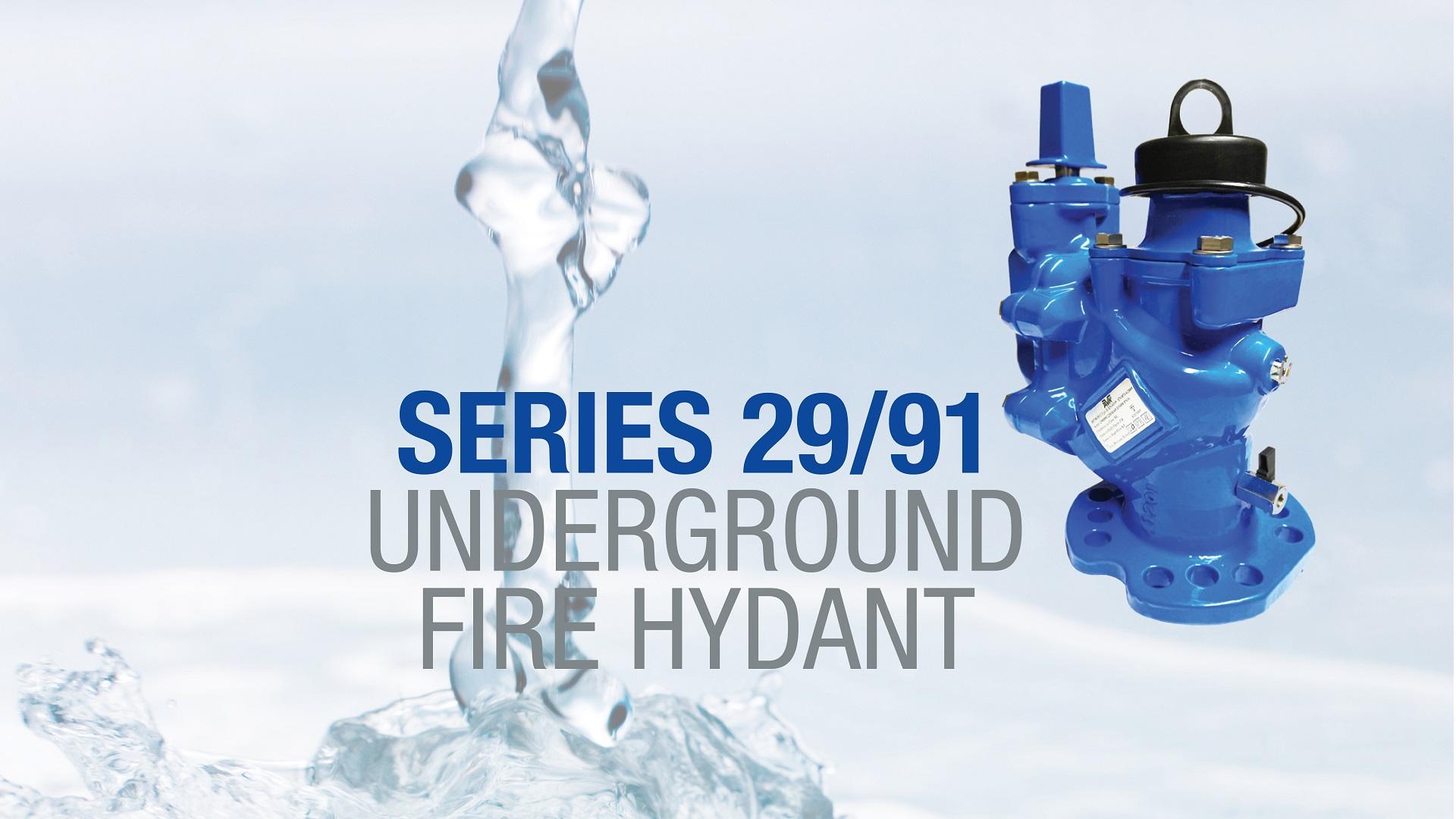 Series 29 91 Hydrant