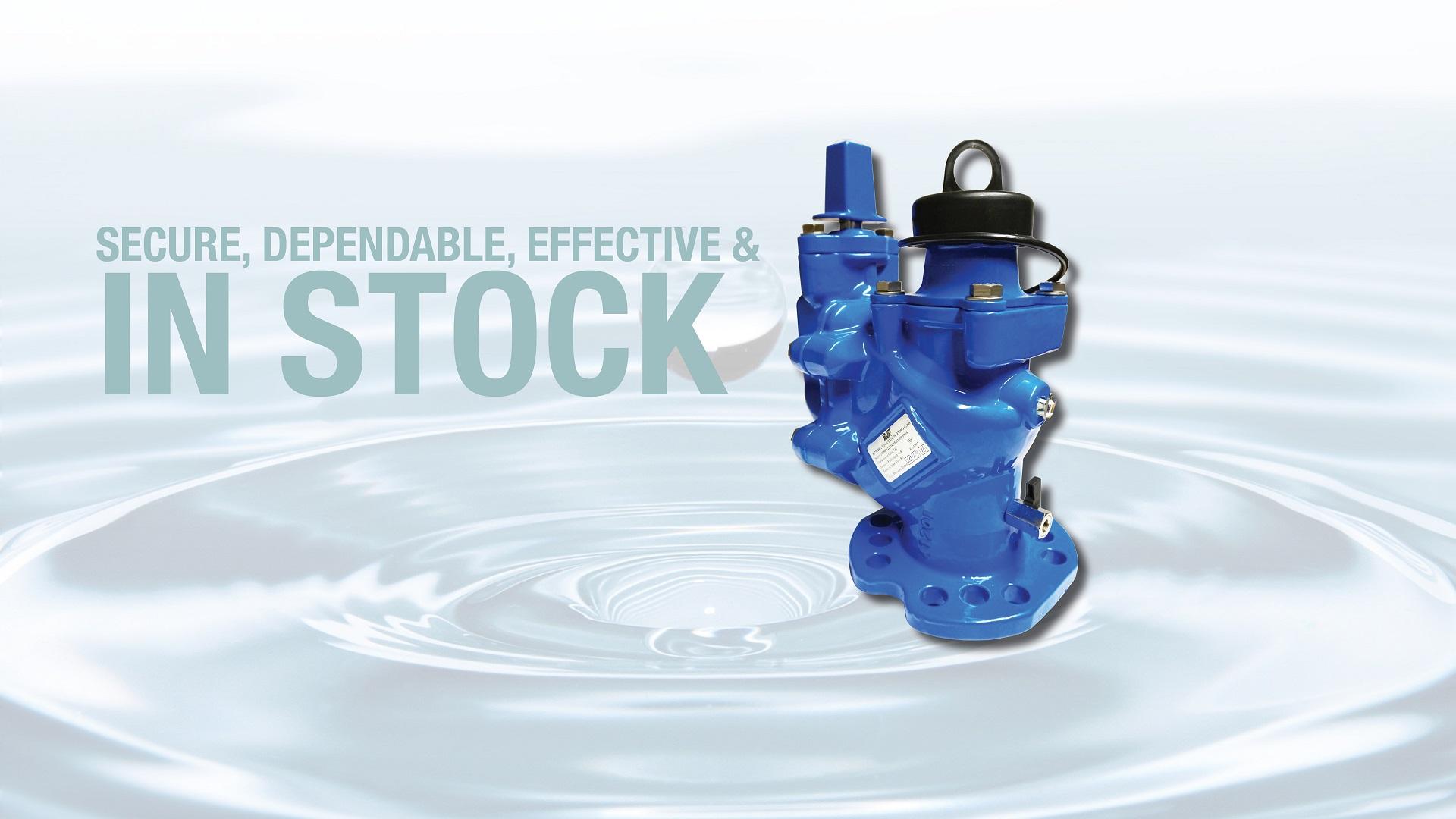 AVK Series 29/91 Hydrant in stock