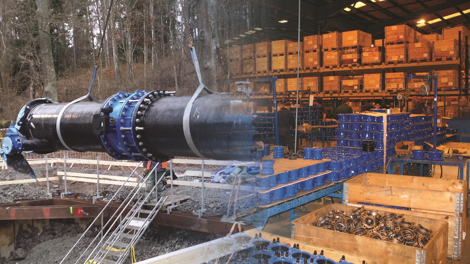 AVK Fittings Yorkshire Water Framework