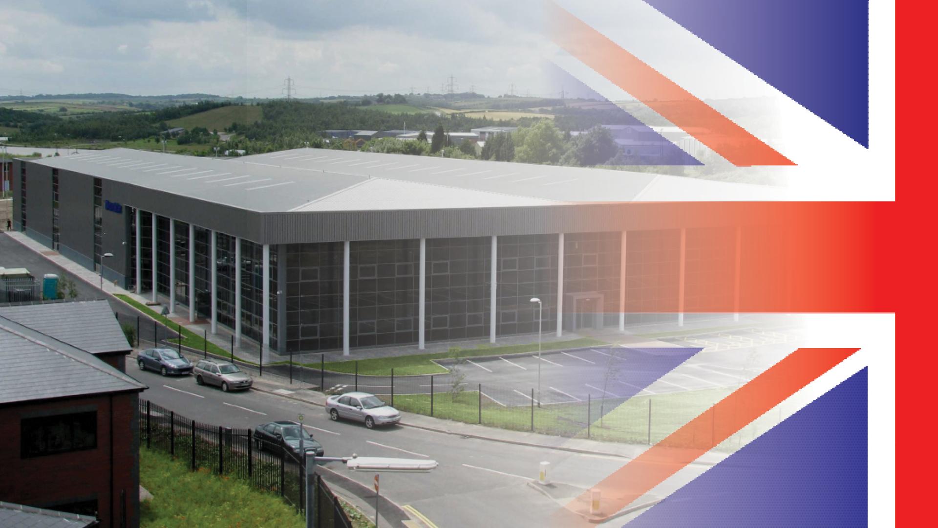 AVK in the UK Made in Britain