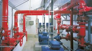 AVK Fire Protection Valves