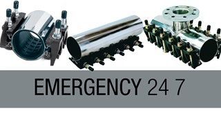 AVK 24 7 Emergency repair service