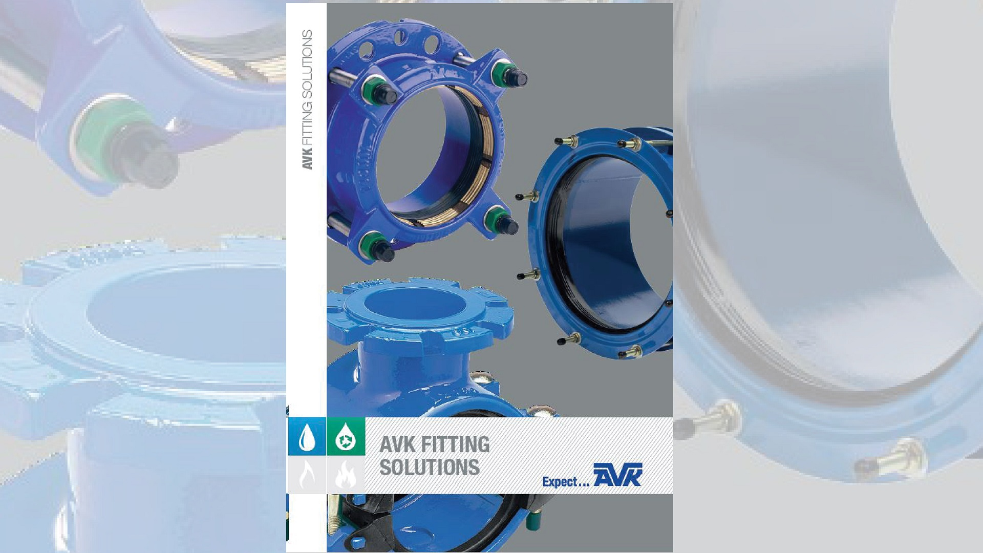 AVK UK Fittings