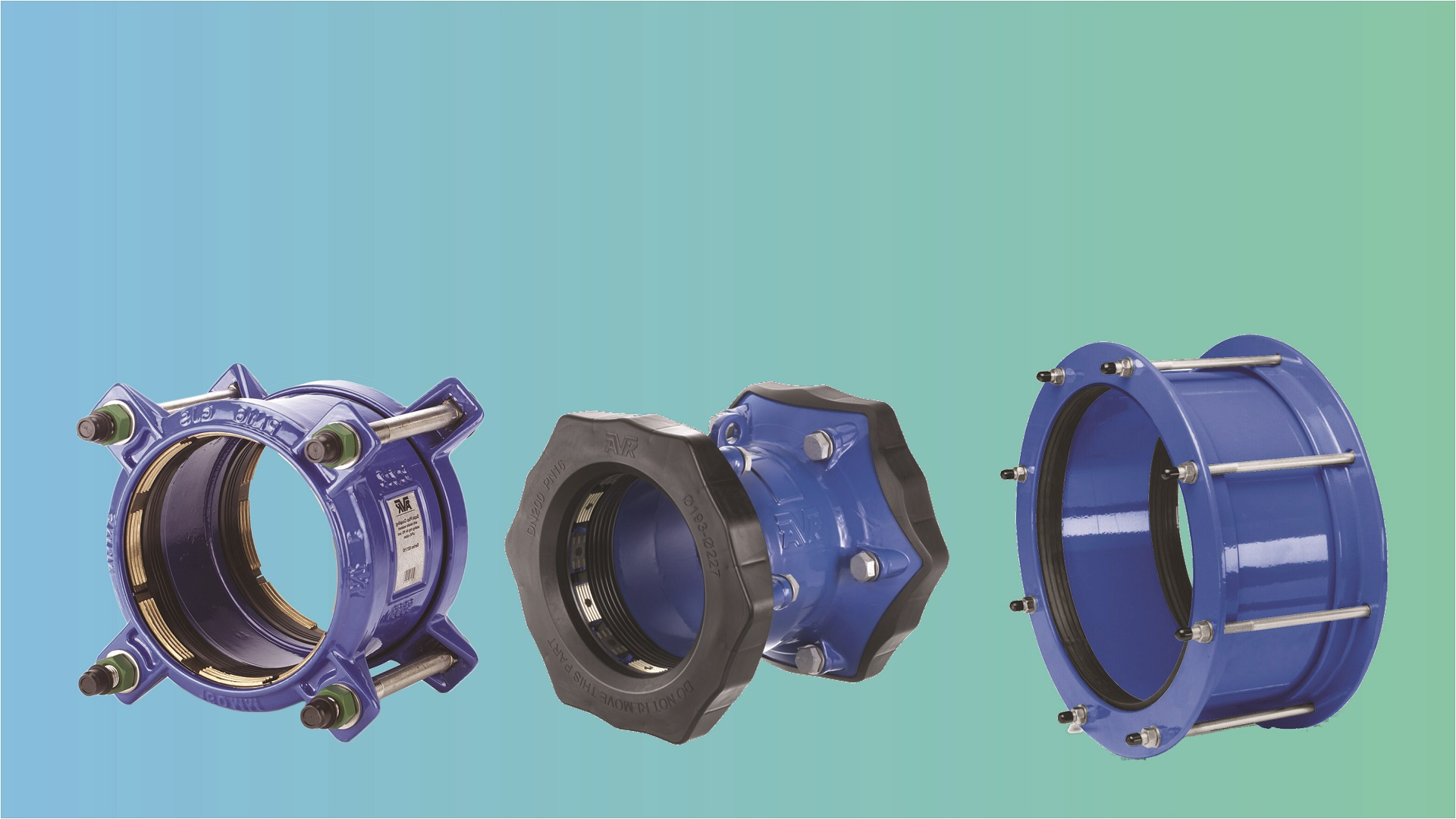 AVK Water Couplings