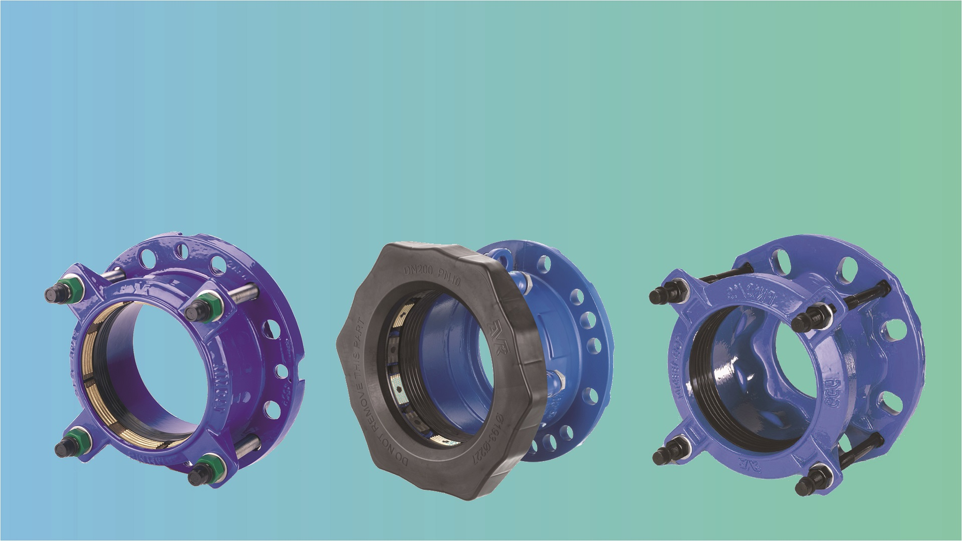 AVK Water flange adaptors