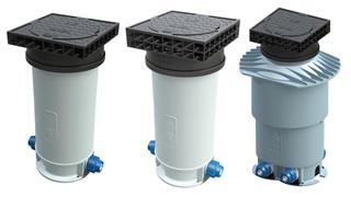 AVK Pentobox water meter boundary boxes