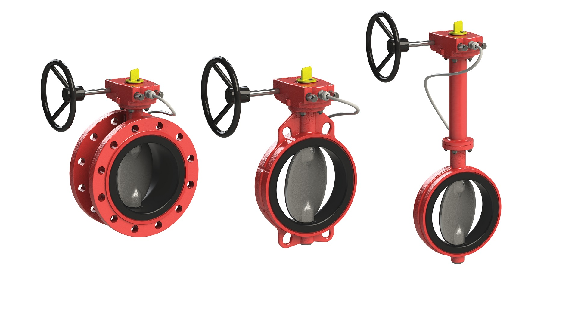 AVK Fire Protection Butterfly Valves