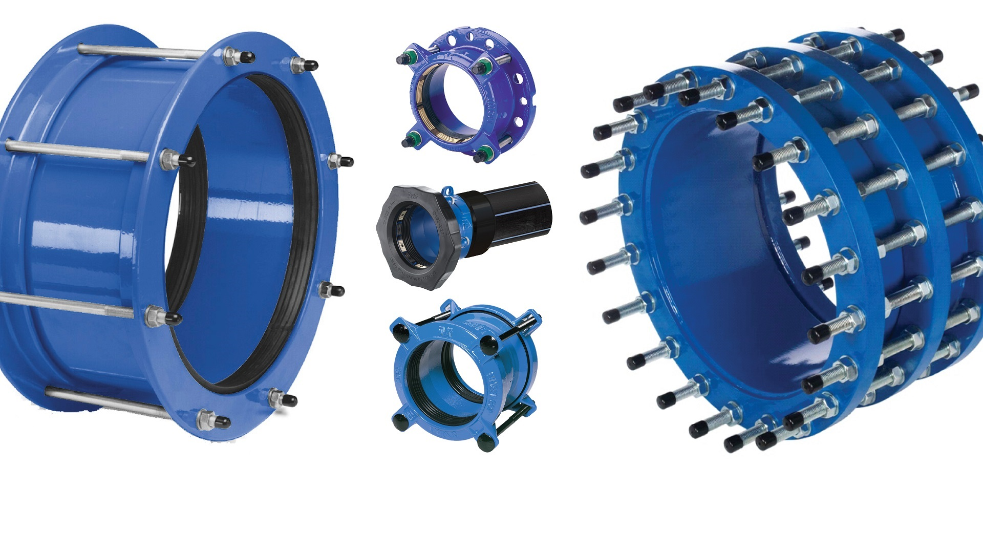AVK Fire Protection couplings and adaptors