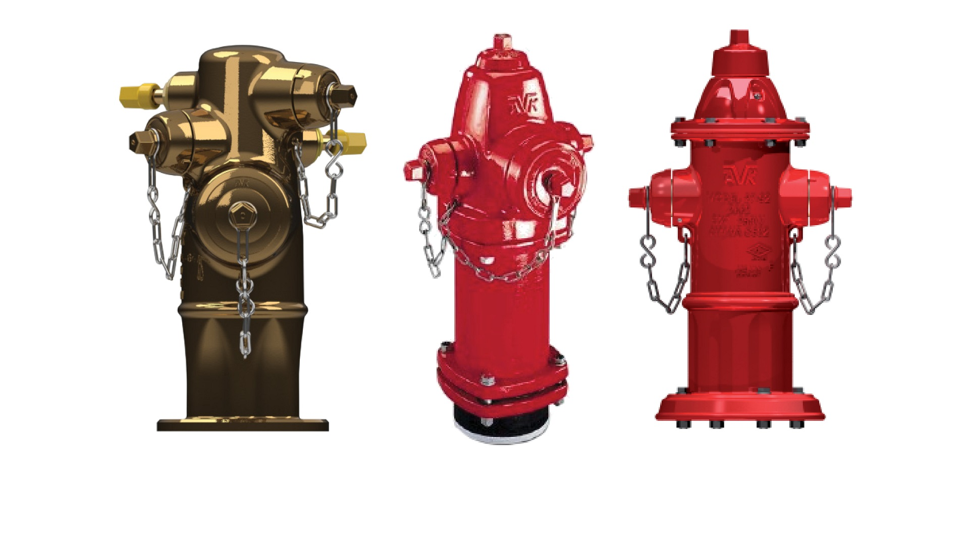 AVK Fire Protection Hydrants