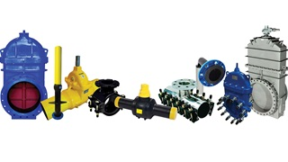 AVK Donkin Product Range for Gas applications