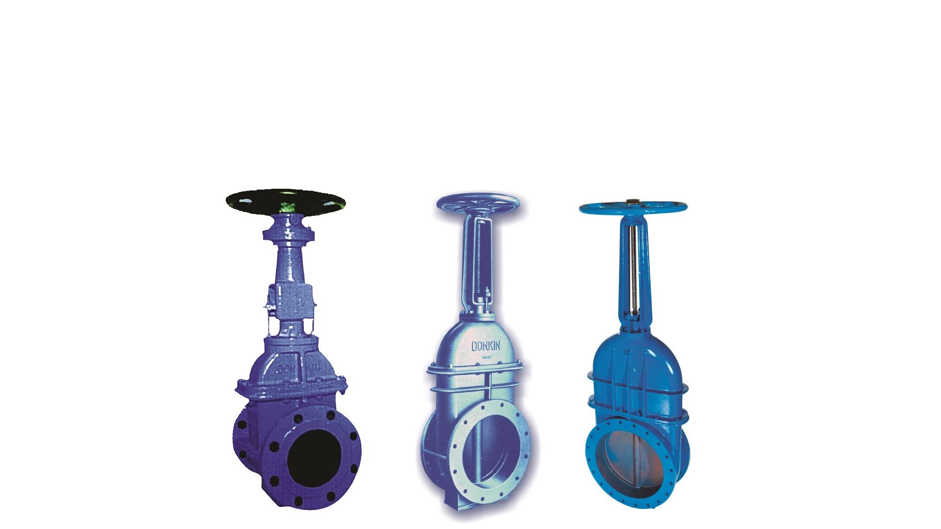 AVK Donkin gas coke oven gate valves