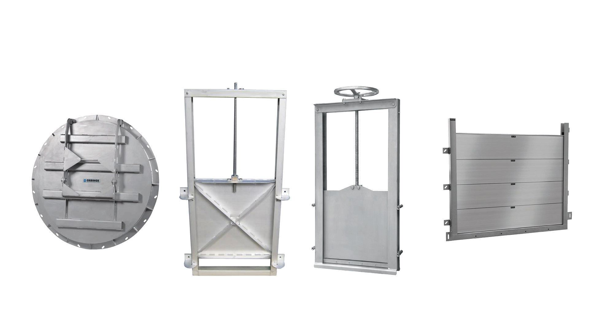AVK Series 772 Penstocks range
