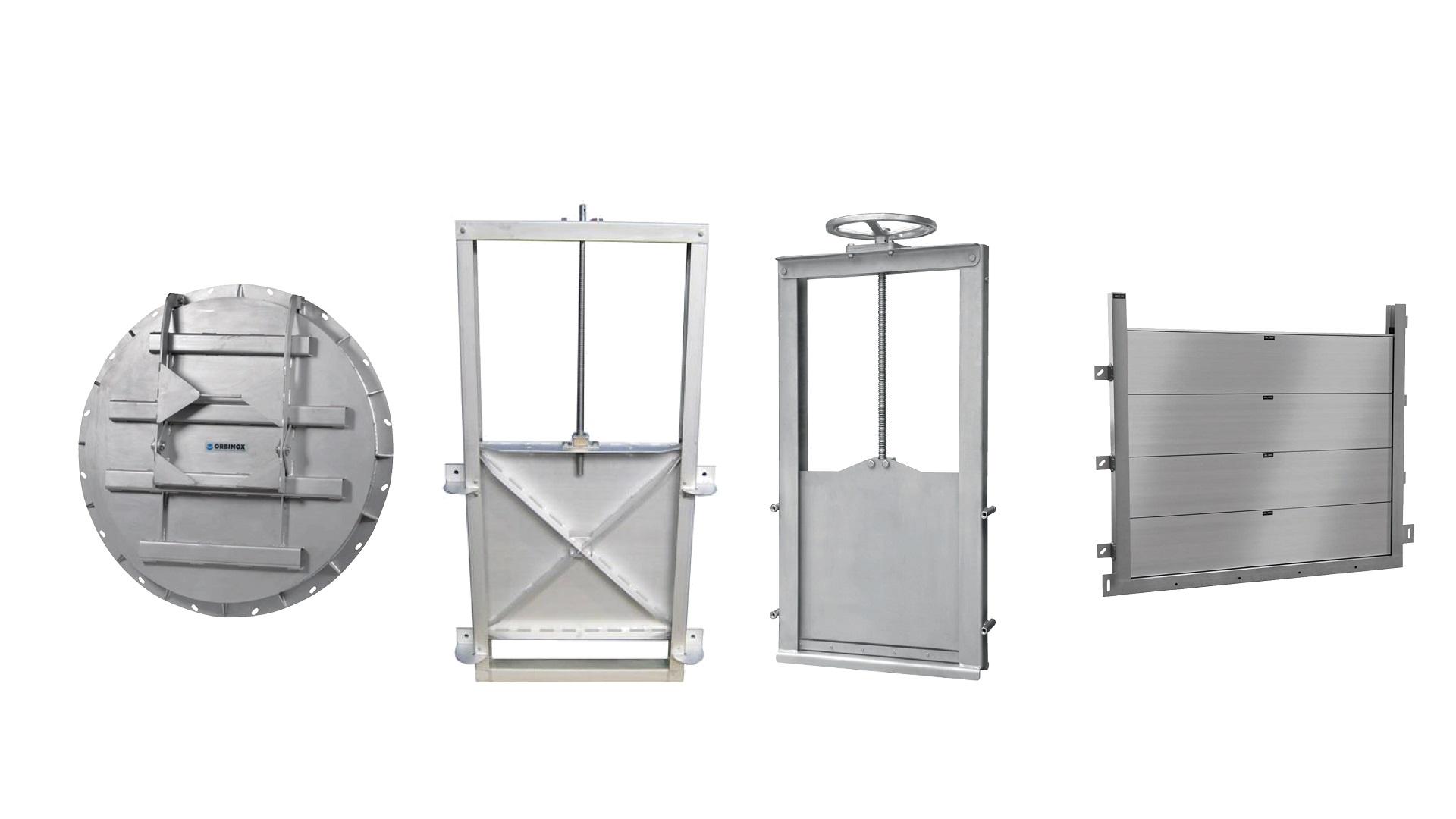AVK Series 772 Penstocks range