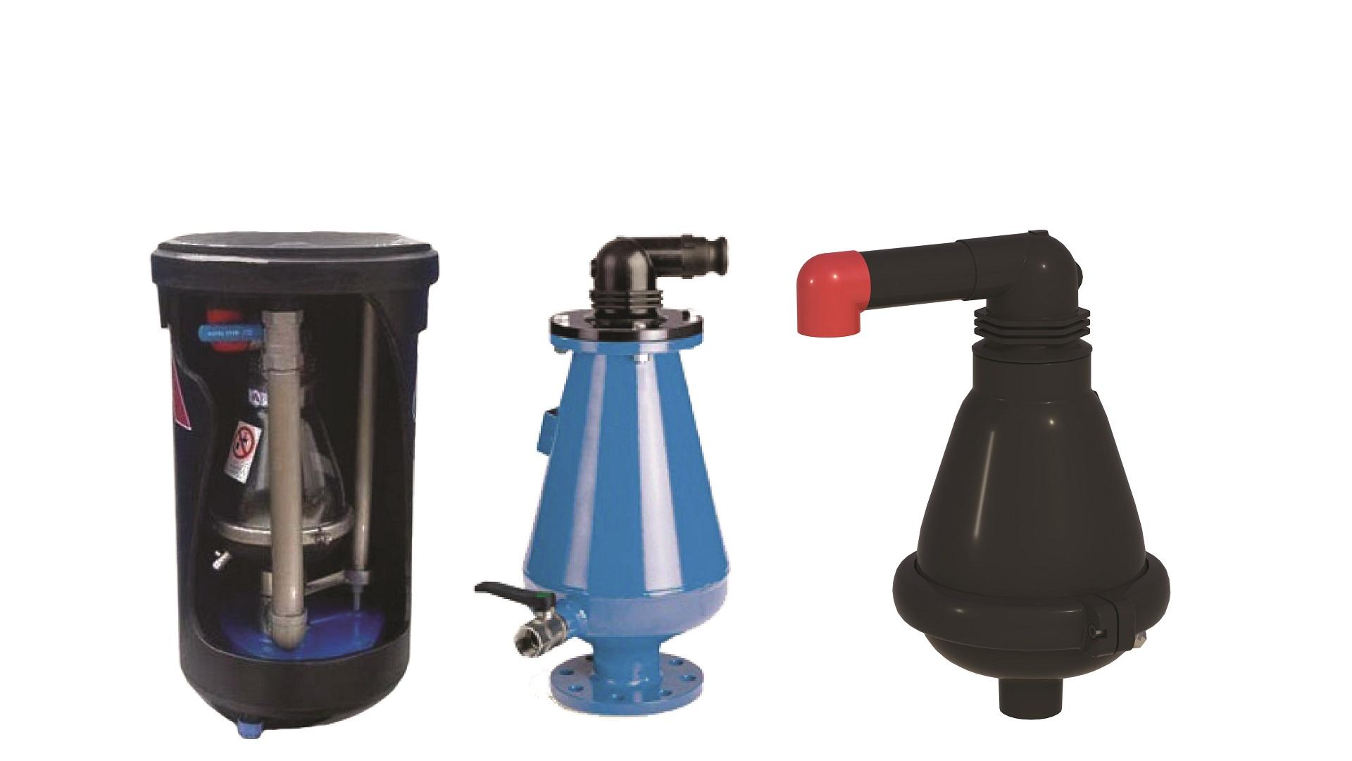 AVK waste water air valves