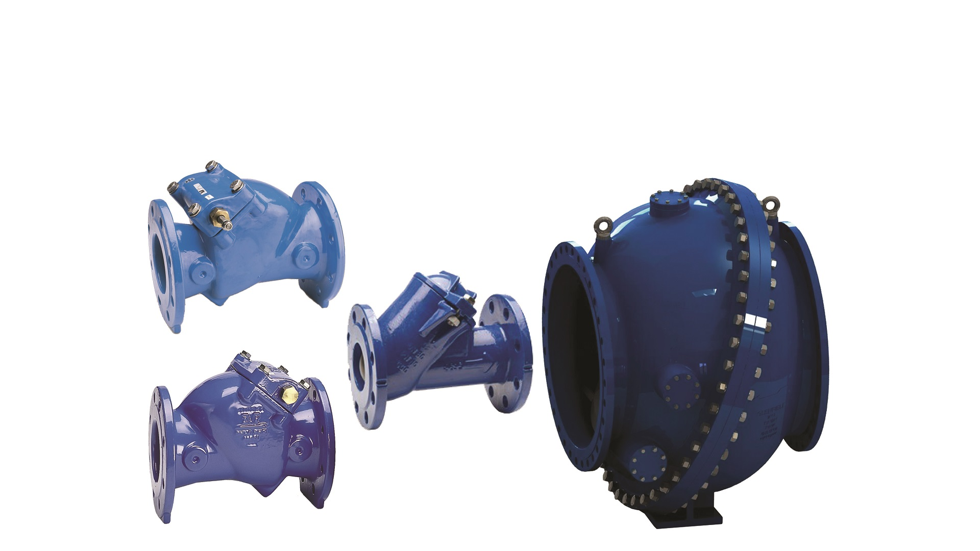 AVK Waste Water Non return and check valves